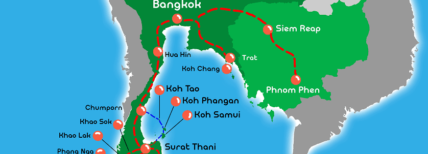 Where Is Koh Samui