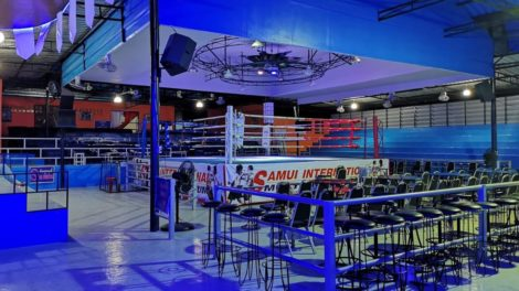 Koh Samui International Muay Thai Stadium