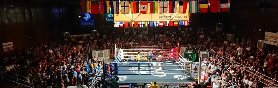 Phetch Buncha Samui Boxing Stadium