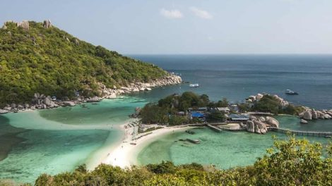 Surat Thani To Koh Tao