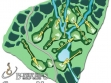 Bophut Hills Golf Club course map