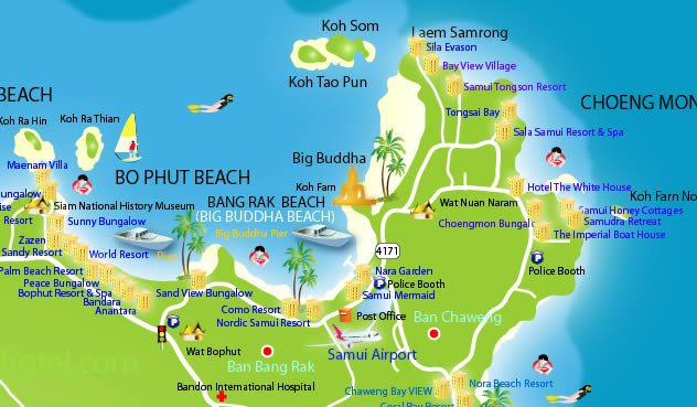 Big Buddha Koh Samui Opening Hours Address Thailand