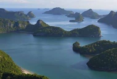 Ang Thong National Marine Park-featured