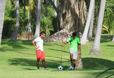 Samui Football Golf Featured