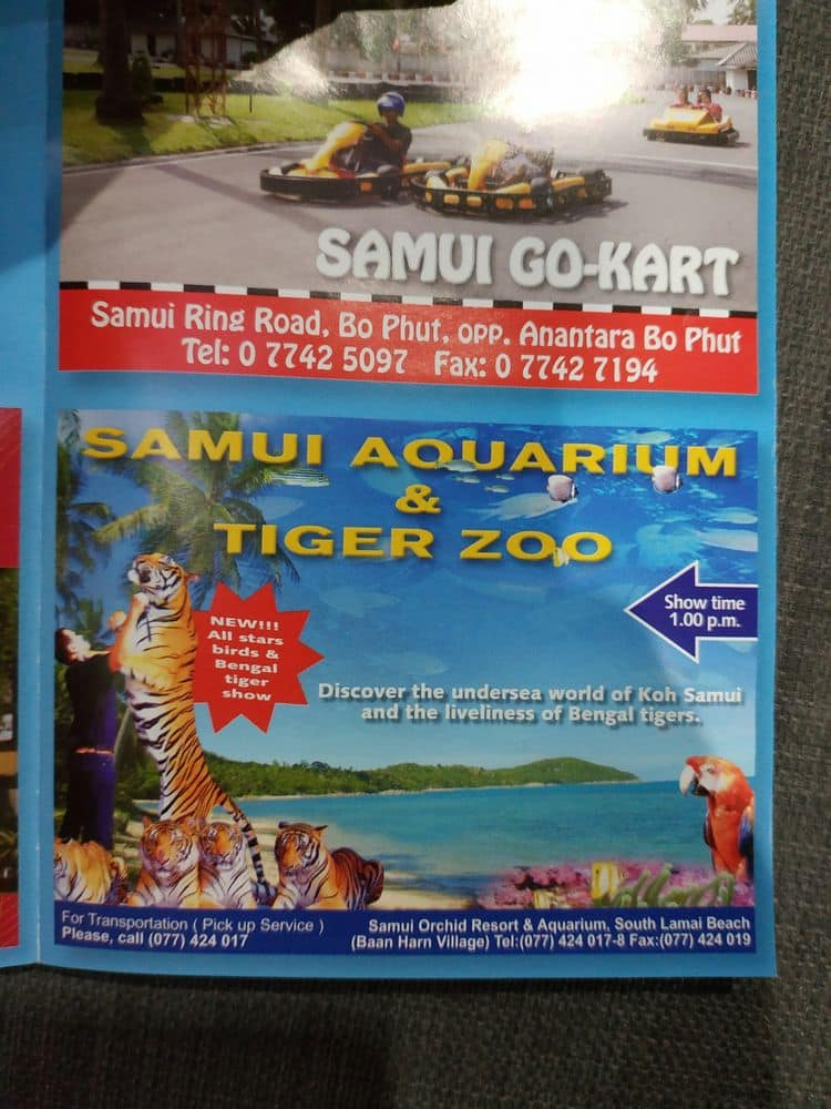 samui tiger and aquarium zoo 03