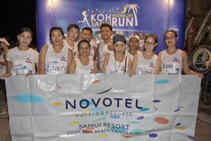 Koh Samui Midnight Run 11