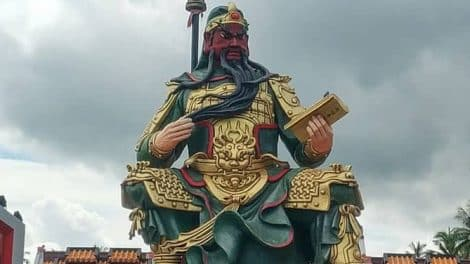 Guan-yu Koh Samui Shrine