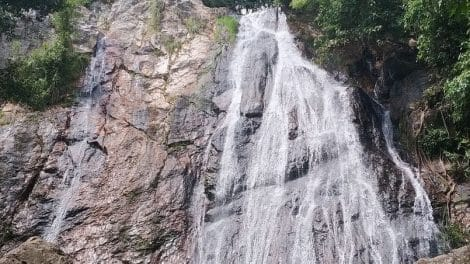 Na Mueang Waterfall 1